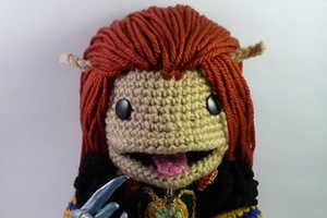 Maggie Wang Crochets Adorable Amigurumi Dolls
