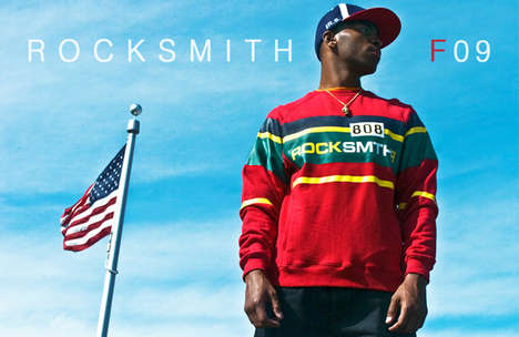 Urban Americana Photos - Rocksmith Fall 2009 Lookbook has a Patriotic Flair