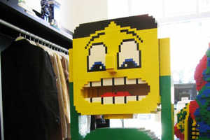 LEGO and Wood Wood Team Up for Brickism Exhibition