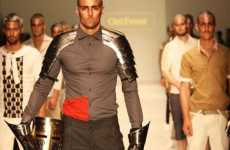 15 Armored Fashions