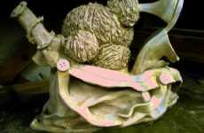 Sculptural Teapots