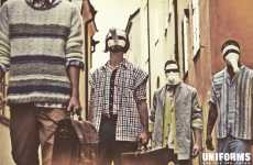 Masked Cubism Lookbooks