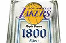 Courtside Spirit Sponsorship - The Los Angeles Lakers Now Brought to You by 1800 Tequila