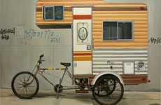 RV Bikes - Kevin Cyr's Hybrid Travel Companion for Very Eco-Friendly Camping