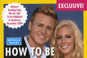 """Spencer Pratt and Heidi Montag Release """"How to be Famous"""""""