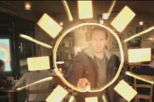 British Phone Company 'Talk Talk' Creates Artistically Lit Commercial