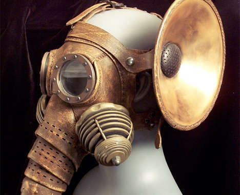 10 Mean Gas Masks