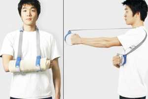 Sungjoon Kim's 'Recovery Sling' Can be Used for Rehab Exercise