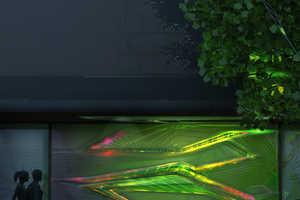Flower Street BioReactor by 'Emergent' for Alternative Fuel Aware