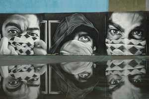 Photo Realistic Art that is Shrouded in Mystery