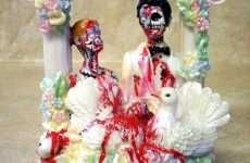 Crazy Cake Toppers - Some of the Most Bizarre Ways to Celebrate a Marriage