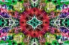 18 Kaleidoscopic Creations