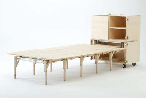 Fold-Out Tables