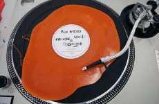 Self-Pressed Records - Yuri Suzuki's Amateur Music Production System Warps Records