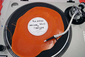 Yuri Suzuki's Amateur Music Production System Warps Records