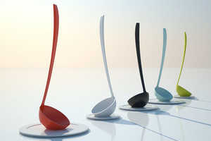 'Tate Otama' Brings Upright Style to Your Kitchen Counter