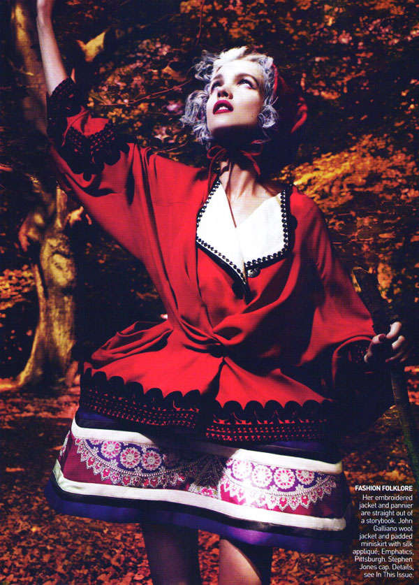 Red Riding Hood Editorials