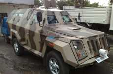 Is the Mahindra Marksman a Tank or a Hummer?