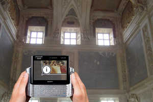 iTacitus' Augmented Reality Turns Phones Into Time Machines