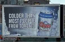 Molson Coors' Toronto-Trashing Billboards Flop