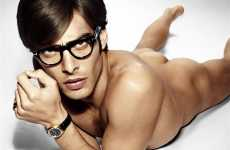 Nudevertising Glasses - Tom Ford Gets Racy in Fall/Winter Eyewear Ads