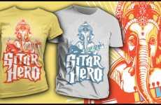 Divine Hindu Rock Stars
