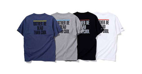 Anti-Cool Apparel - Japanese Brand Deluxe Makes Cool Nerdy for Fall
