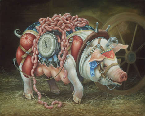 Anatomical Surrealism