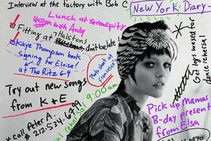 Sasha Pivovarova is Liza Minnelli in September's Vogue Paris