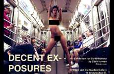 Subway Nudetography