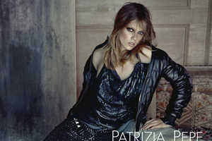 Patrizia Pepe's Fall 2009 Collection Features Punk Seductress Style