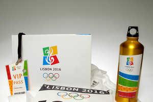 Hugo Silva Designs Flight of Lisbon 2016 Olympic Games Goods