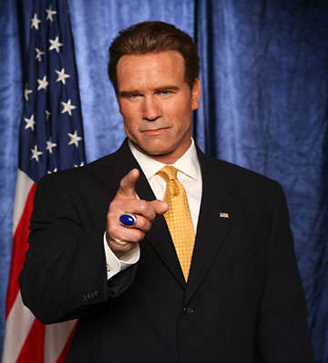 Politicians as Reality TV Stars