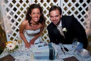 Couple Ties the Knot With Nintendo Accessories