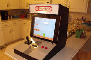 Cure Your Nostalgic Cravings With Your Own NES Gaming System