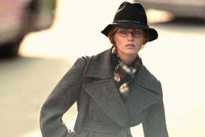 Anna Jagodzinska Channels 'Annie Hall' for Vogue Paris