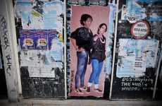 Street Art Shoevertising