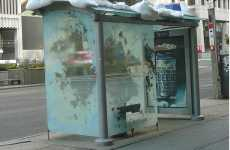 Boozed-Up Bus Shelters