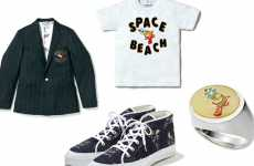 Urban Astronaut Gear - Billionaire Boys Club's Space Beach Collection