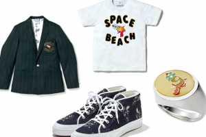 Billionaire Boys Club's Space Beach Collection