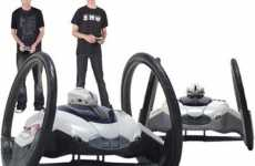 Remote-Controlled Gamer Robots - The Roboni-i is Ultimate Interactive Gaming With Real Bots