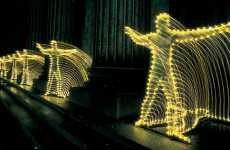 Illuminated Graffiti - Art Made From Light is Headed to the Mainstream
