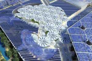 Urban Centre in Masdar to be an Environmental Beauty