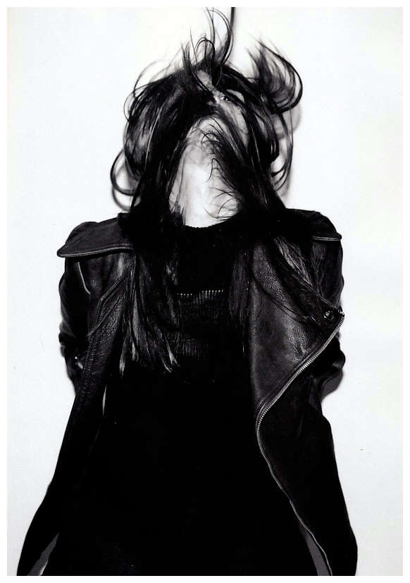 Raven-Haired Editorials
