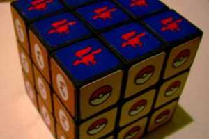 The Nintendo Rubik's Cube is for Patient Gamers