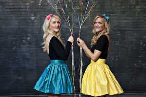 Victoria Alexandra PartySkirts are Becoming a New Must-Have