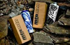 Collectible Graffiti Cans - Upper Playground and Montana Colors Produce Limited Edition Spray Cans