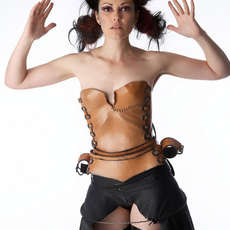 The Original Sculpted Skin Corsets by AMF Korsets
