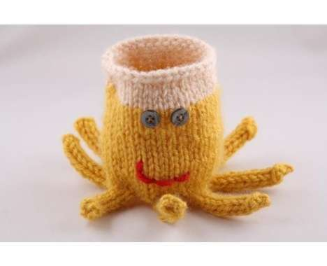 25 Surprising Knitted Objects