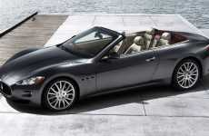 Family-Sized Super Cars - Maserati Grancabrio Takes Hot to the Next Level